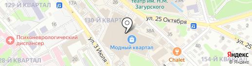 БигудиШоп на карте Иркутска