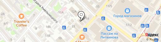 IrkSportPit на карте Иркутска
