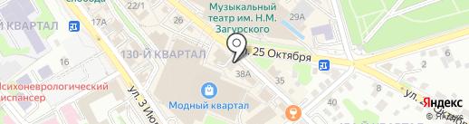 KRASOTHAI на карте Иркутска