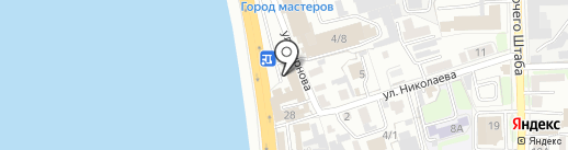 Термекс под ключ на карте Иркутска