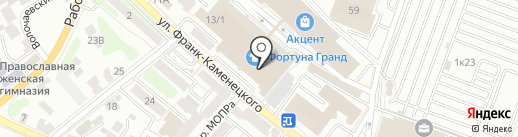 Dress coat на карте Иркутска
