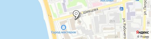 Огород38.ру на карте Иркутска