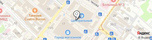 Bu7.ru на карте Иркутска