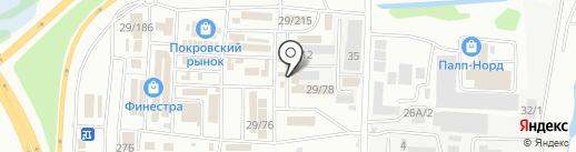ЛенСтройТорг на карте Иркутска