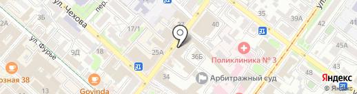 Центр содействия бизнесу на карте Иркутска