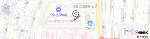 PROSTO на карте Иркутска
