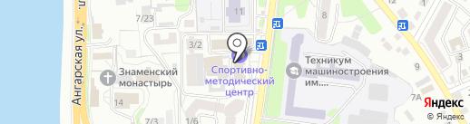 Планета фантазий на карте Иркутска