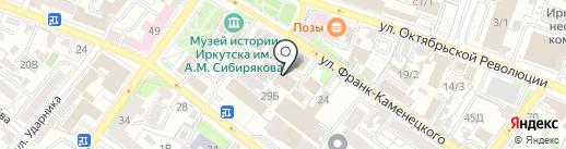 Light magic на карте Иркутска