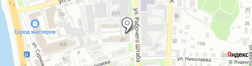 Жемчужина на карте Иркутска