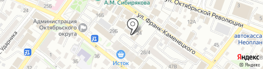 ГОСТремонт на карте Иркутска