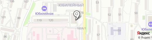 Основа движения на карте Иркутска