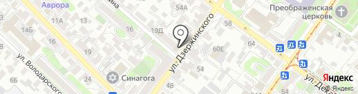 Жизнь на карте Иркутска