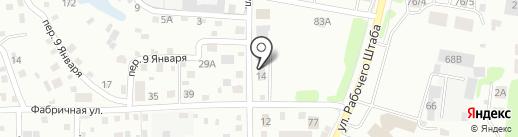 РемАвто на карте Иркутска