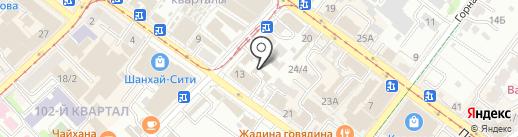 Фонбет на карте Иркутска
