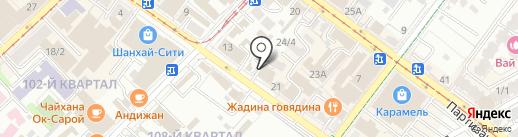 РентФормГрупп на карте Иркутска