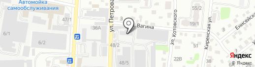 АнТорг на карте Иркутска