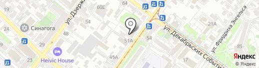 АвтоЭксперт38 на карте Иркутска