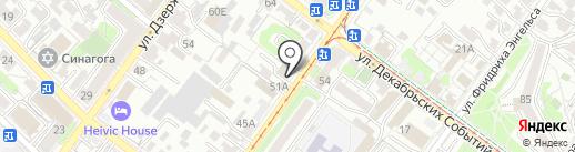 Универсал групп на карте Иркутска