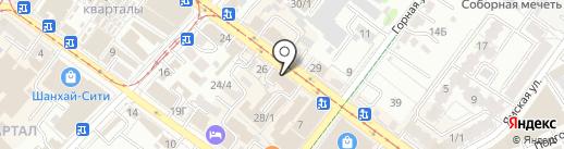 Центр депиляции на карте Иркутска