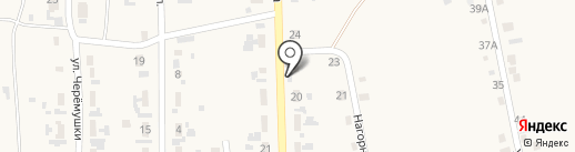 777 на карте Карлука