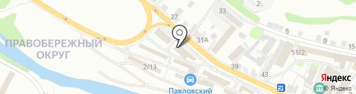 HiTec на карте Иркутска
