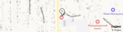 Почтовое отделение на карте Карлука