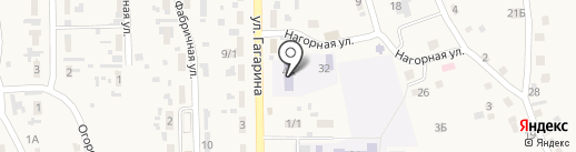 Детский сад на карте Карлука
