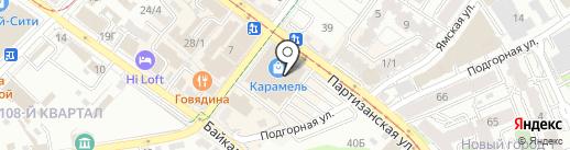 Цифра Гаджеты на карте Иркутска