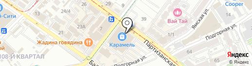 L.M.N. на карте Иркутска