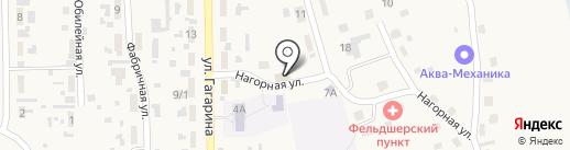 Магазин хозяйственных товаров на карте Карлука
