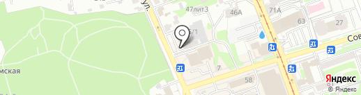Центр поддержки должников Иркутской области на карте Иркутска
