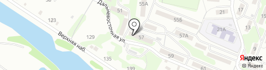 Dalart.ru на карте Иркутска