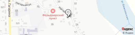 Продуктовый магазин на карте Карлука