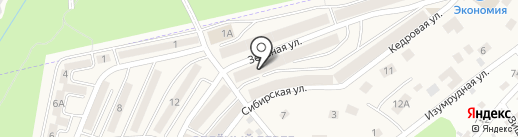 Магазин бытовой химии на карте Марковой