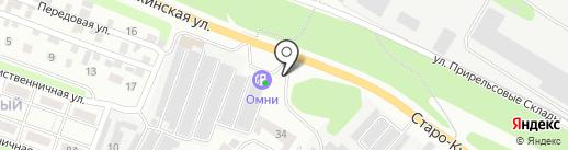 Кофе Шанс на карте Иркутска
