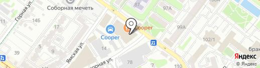 Бух-Учёт Плюс на карте Иркутска