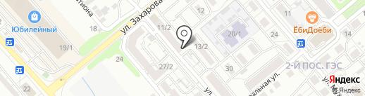 ЛОМБАРД КУБЫШКА на карте Иркутска