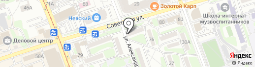 Hair Framer на карте Иркутска