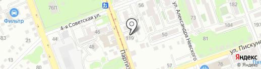 Интротест-Иркутск на карте Иркутска