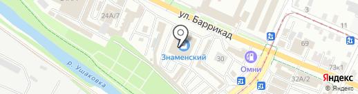O-Plast на карте Иркутска