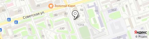 MATRÖSHKA Coffee на карте Иркутска