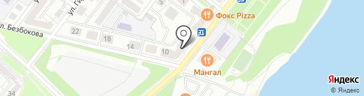 Flor2U.ru на карте Иркутска