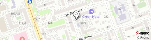 Пикантные ШТУЧКИ на карте Иркутска