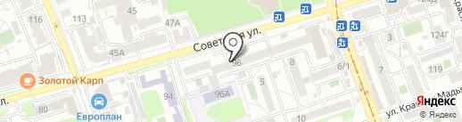 Mon Jardin на карте Иркутска