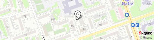 Салон сантехники Нина на карте Иркутска