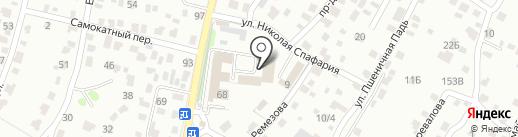 СИБНЕФТЕМАРКЕТ на карте Иркутска