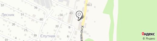Qiwi на карте Малой Топки