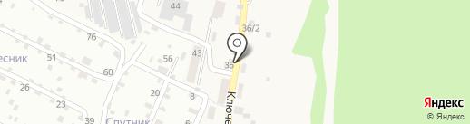 Транспортная компания на карте Малой Топки
