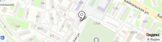 Медицинский центр психотерапии и мануальной медицины доктора Самарина на карте Иркутска
