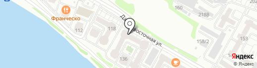 УКМ Наш Город на карте Иркутска